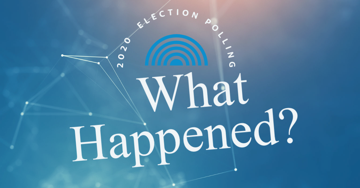 Election 2020 What Happened